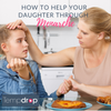 How to help your teenage daughter through menarche