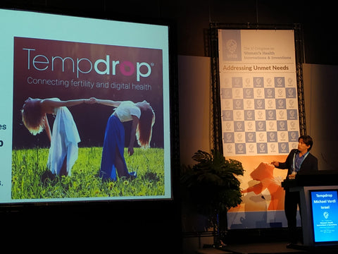 Tempdrop Presents at The 1st Congress on Women's Health Innovations and Inventions
