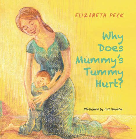 Why Does Mummy's Tummy Hurt? book cover