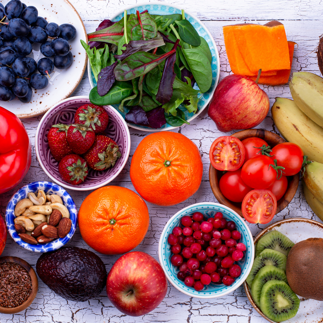 Healthy foods ideal for preconception