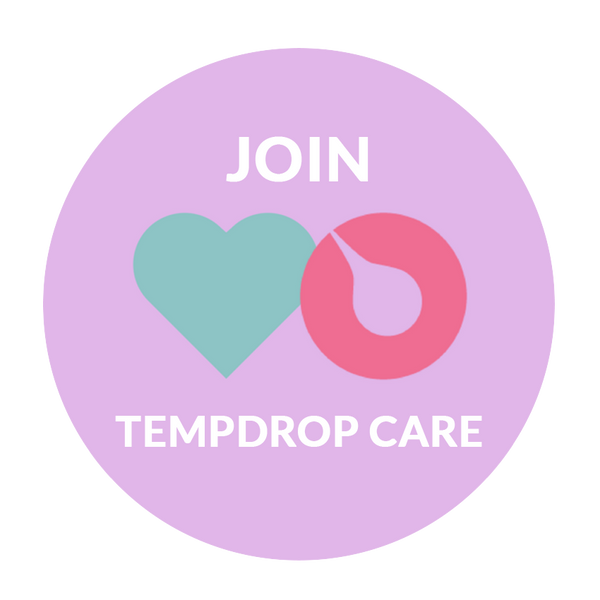 Tempdrop Care | Body Temperature Tracking Device - Tempdrop