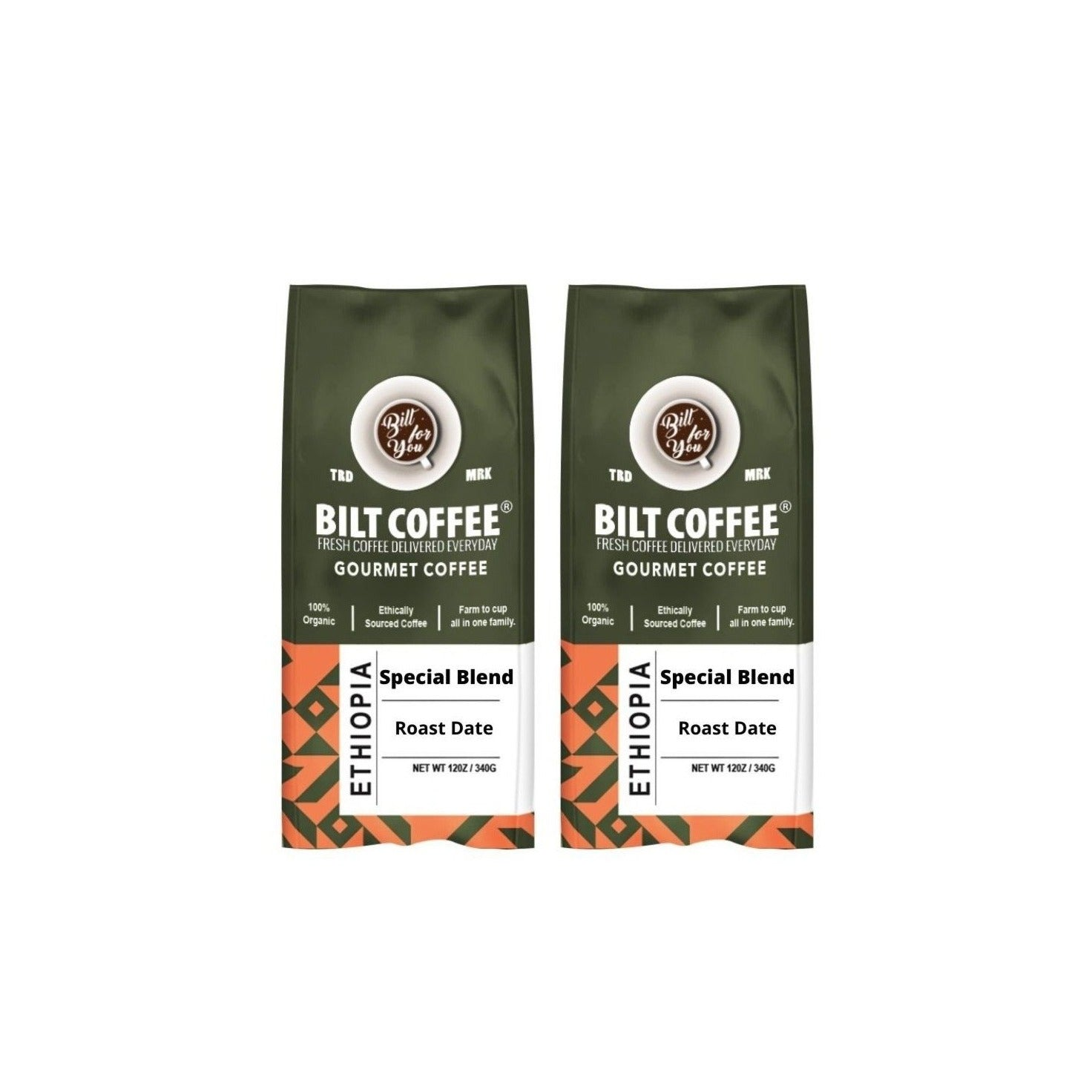 Organic Special Blend Coffee - 2 bags