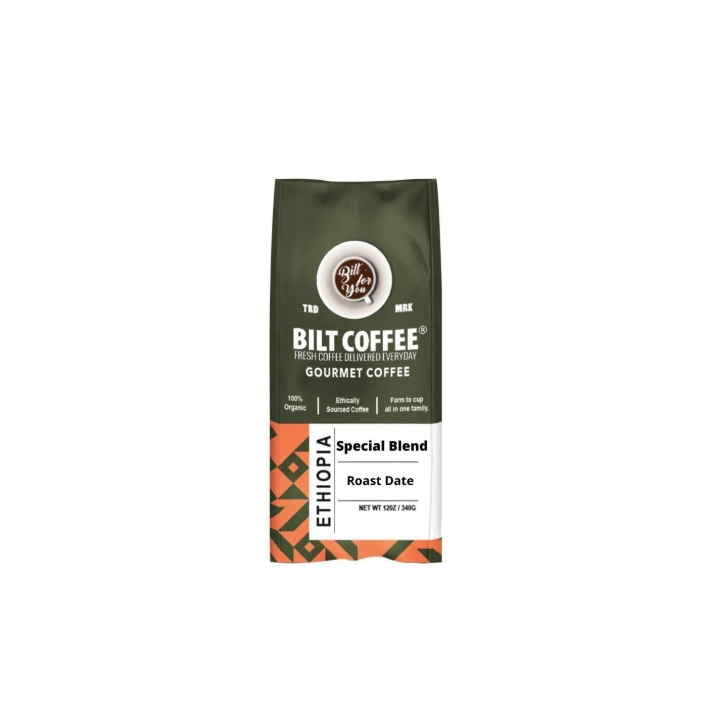 Organic Special Blend Coffee - 1 bags
