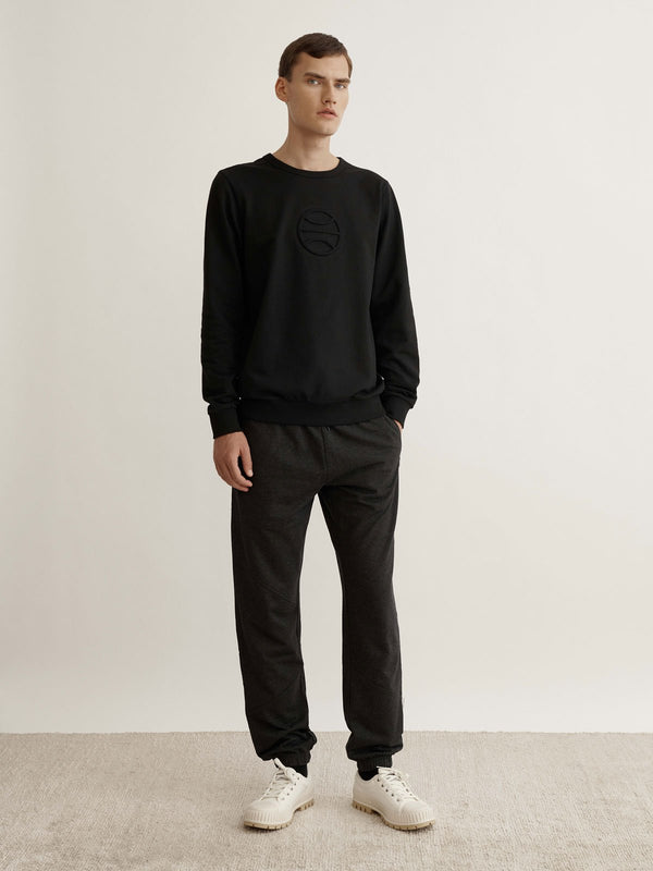 RAPA SWEATPANTS, ANTHRACITE