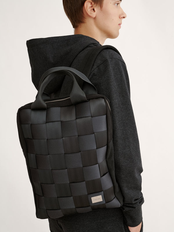 RIITE BACKPACK, BLACK