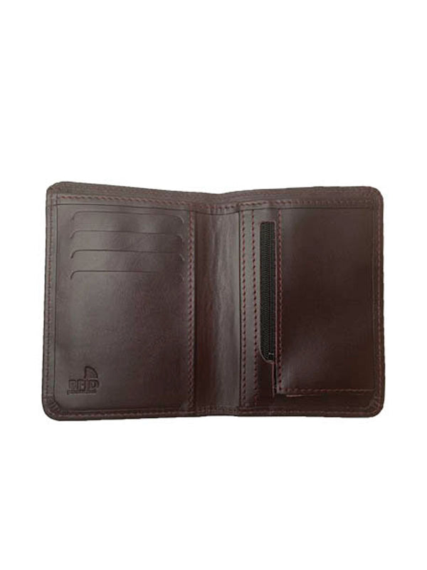 AHTO WALLET, BROWN