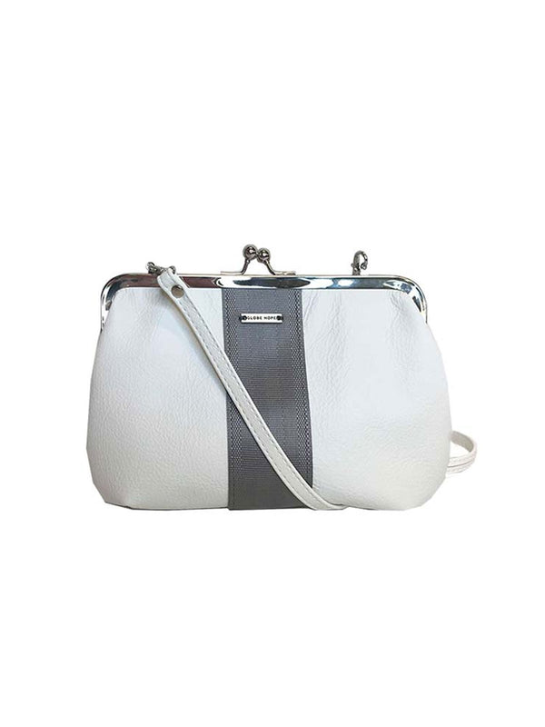 KIDE BAG, WHITE