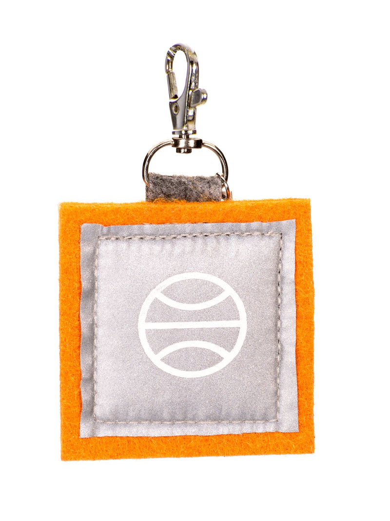 KOHVA REFLECTOR, YELLOW-ORANGE-GREY