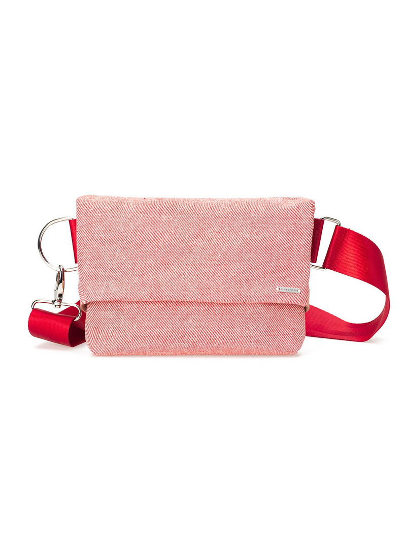 PILKE BELT BAG, RED
