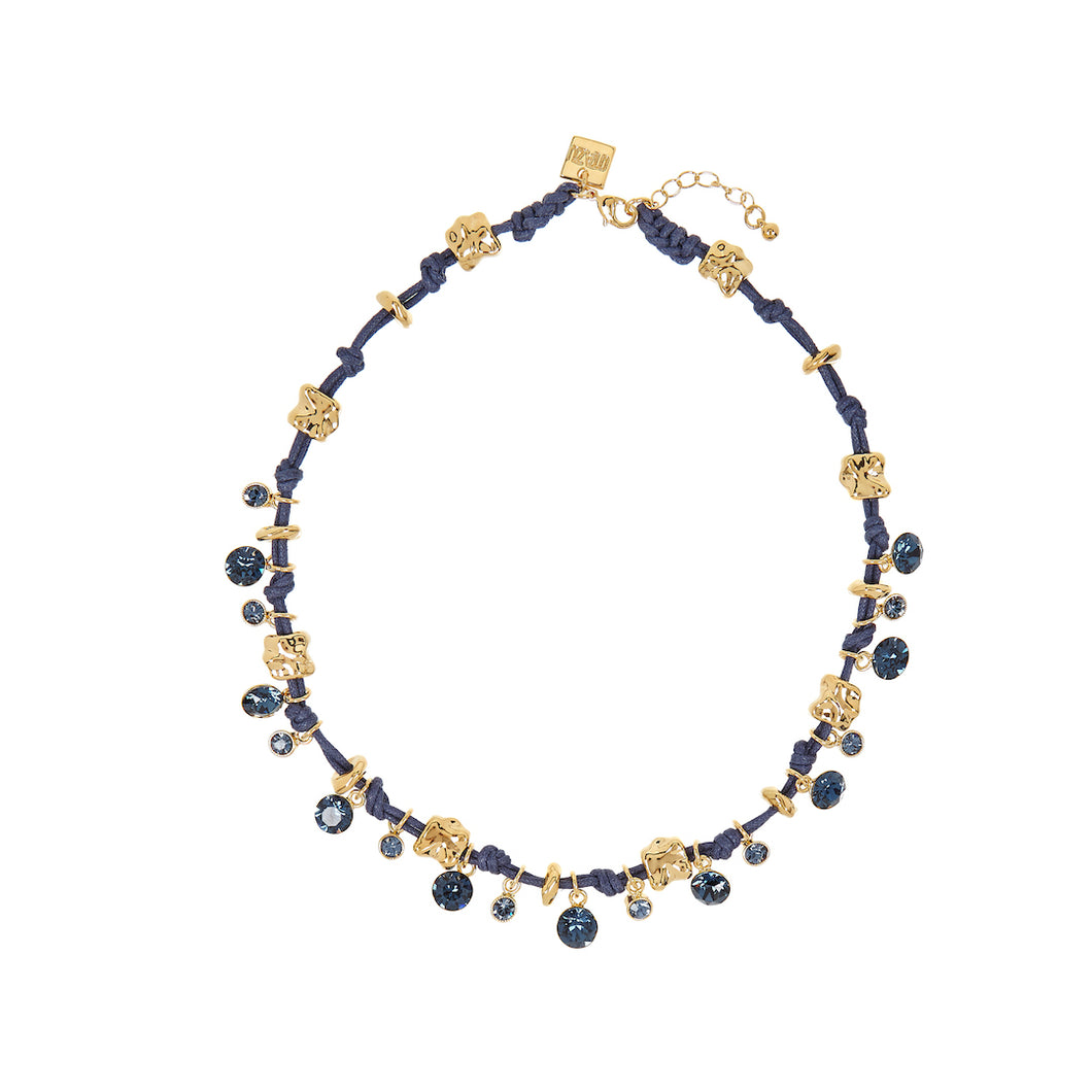Otazu Classic Necklace Montana blue
