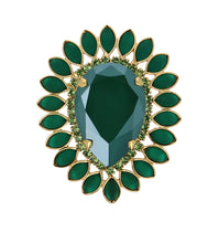 Load image into Gallery viewer, Otazu Green Universe Brooch