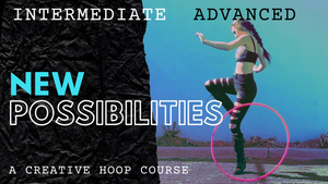 advance hoop dance course learn hula hooping online