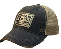 Man, myth, legend Hat