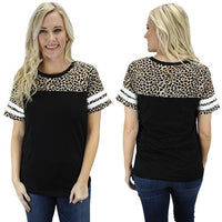 Jungle Roar Rugby Stripe Top