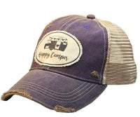 Trucker hat, Happy Camper