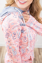 Load image into Gallery viewer, Spring Floral Hoodie