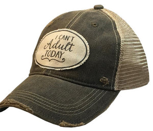 Can't adult trucker hat