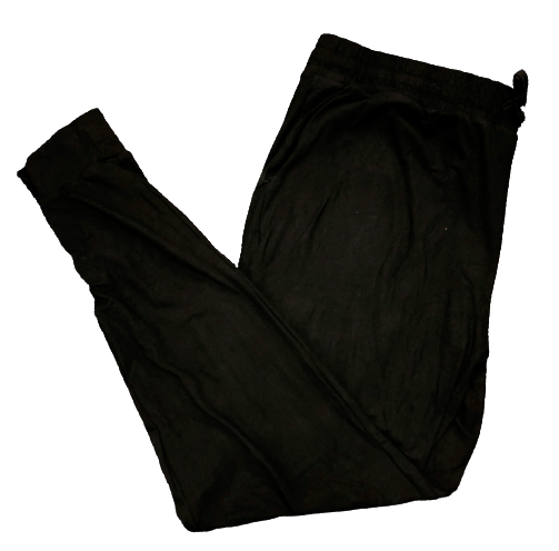 Adult solid full length jogger