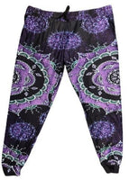 Mandala full length jogger