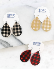 Load image into Gallery viewer, Buffalo Plaid Earrings