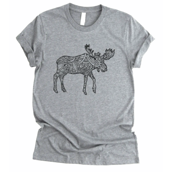 Moose - Graphic Tee - RTS