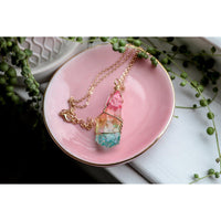 Under the Rainbow Crystal Necklace