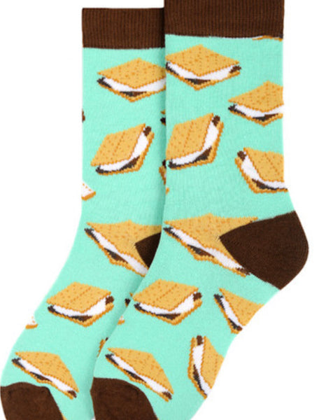 Can I have s'mores socks?