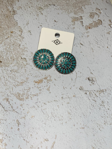 Concho turquoise