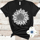 Sunflower - Graphic Tee - RTS