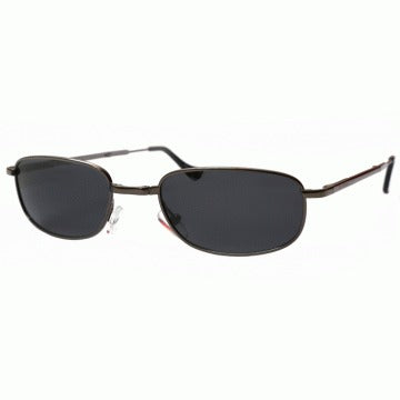 Folding Polarised Sunglasses- Monte Carlo Grey Lens (Small)
