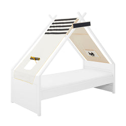 Cool Kids single tipi bed SUPERHERO