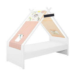Cool Kids single tipi bed UNICORN