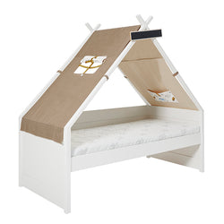 Cool Kids day-bed with tipi SURF