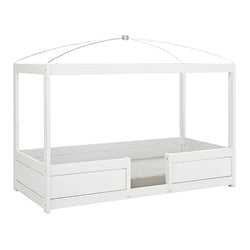 4-in-1 bed met hemelframe
