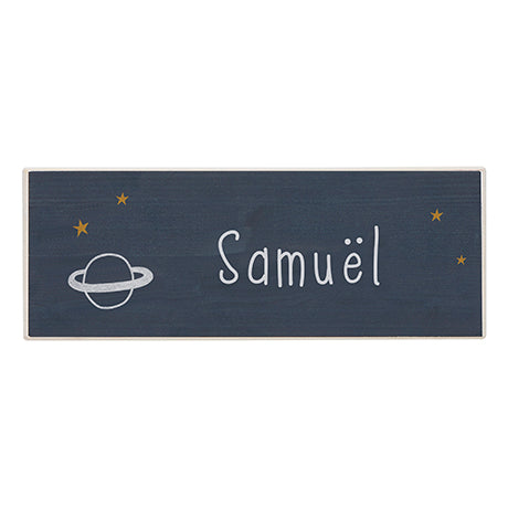Name Plate Space Dream