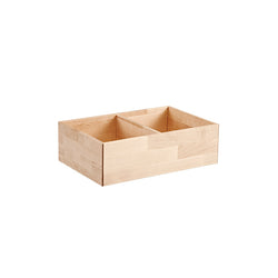 Storage box for changing cabinet