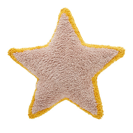 Star shaped cushion