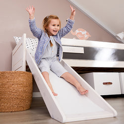 Cabin bed Climb & Slide