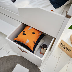 Cool kids cabin bed storage box