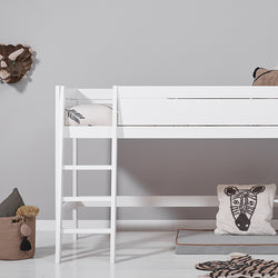Semi-high bed