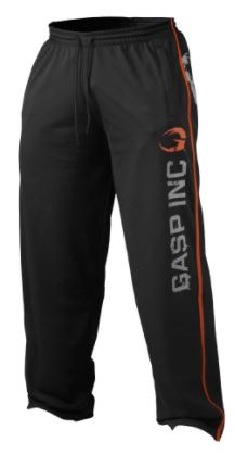 Gasp 89 Mesh Pants Black