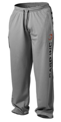 Gasp 89 Mesh Pants Grey