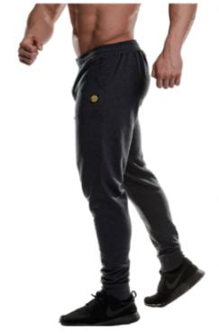 Golds Gym Fitted Jog Pants Black