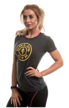 Golds Gym Stronger Than The Boys Tee
