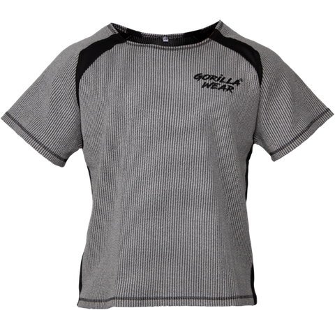 Gorilla Wear Augustine Workout Top Grey