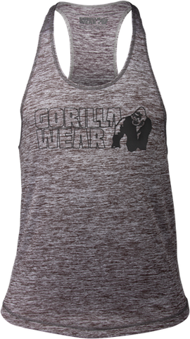 Gorilla Wear Austin Tank Grey