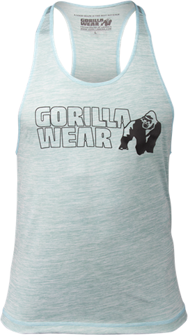 Gorilla Wear Austin Tank Light Green
