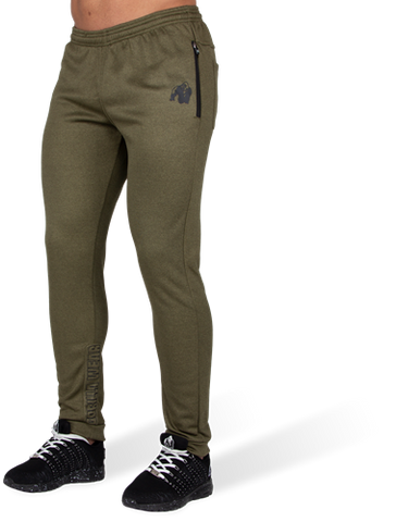 Gorilla Wear Bridgeport Joggers Army Green