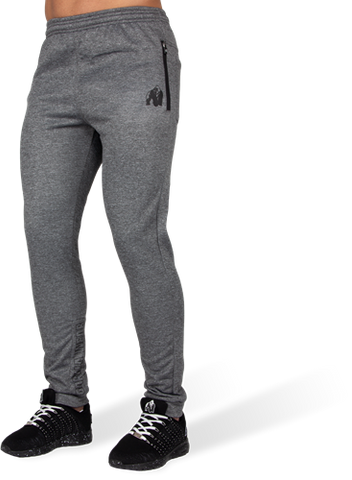 Gorilla Wear Bridgeport Joggers Dark Grey