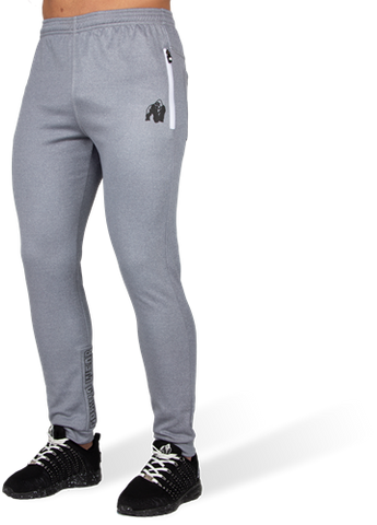 Gorilla Wear Bridgeport Joggers Silverblue